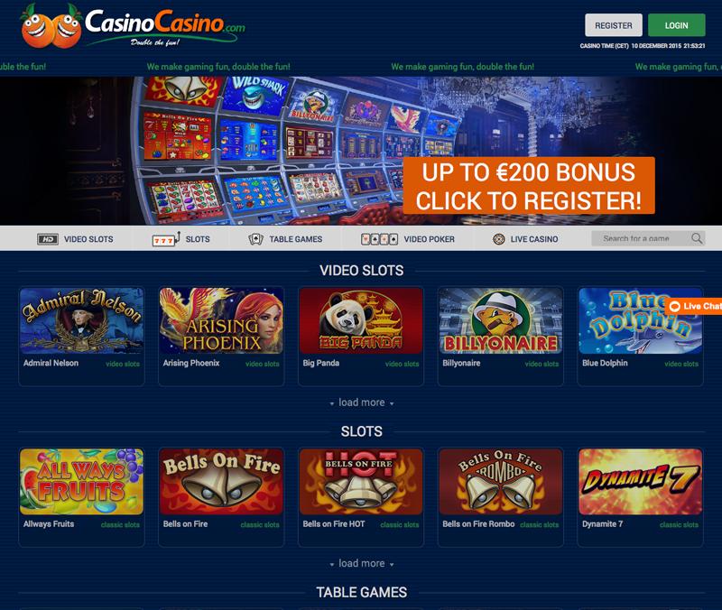 Casino Casino screenshot